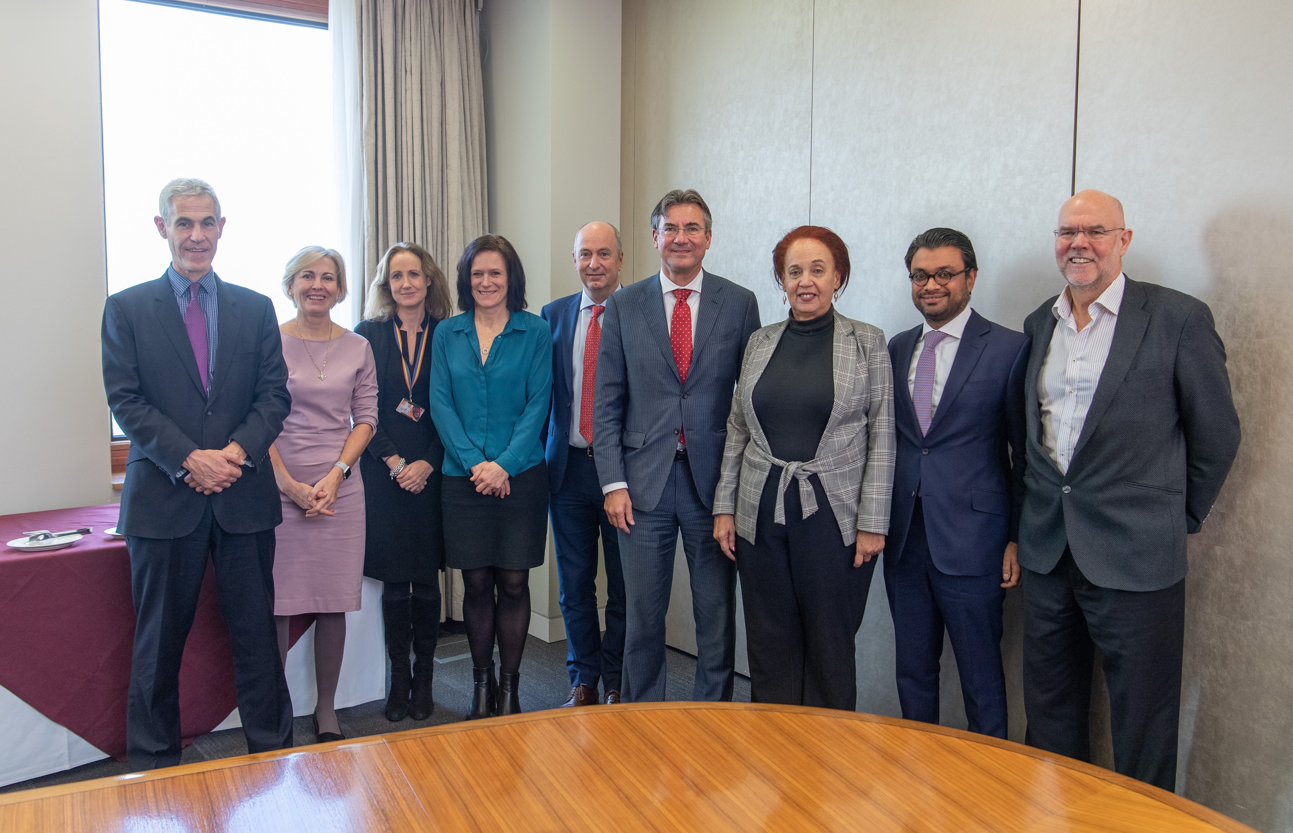 The Shell Foundation Board